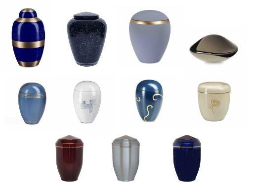 Nos urnes d'inhumation