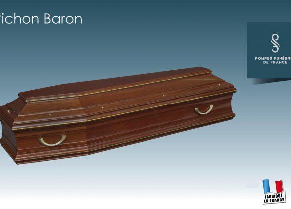 Cercueil modèle PICHON BARON