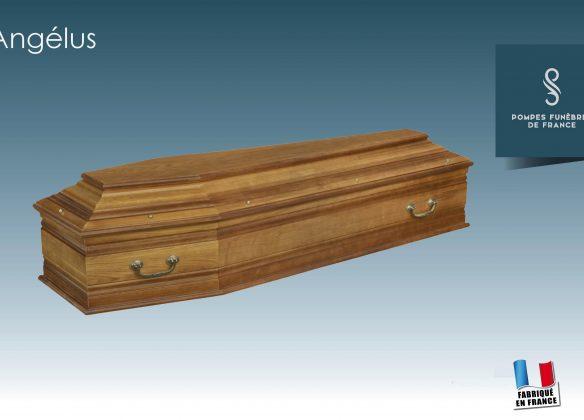 Cercueil modèle ANGÉLUS