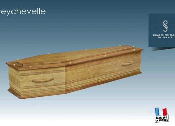 Cercueil modèle BEYCHEVELLE