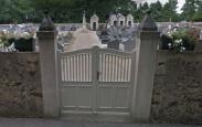 Les cimetières de Ruaudin (72230)