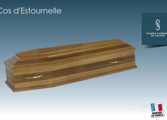 Cercueil modèle COS D'ESTOURNELLE