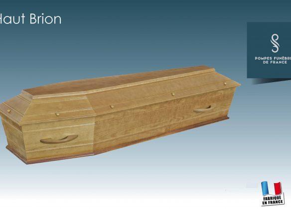 Cercueil modèle HAUT BRION