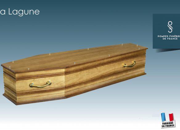 Cercueil modèle LA LAGUNE