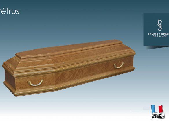 Cercueil modèle PETRUS