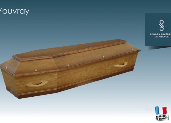Cercueil modèle VOUVRAY